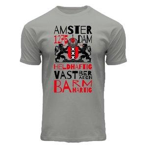 FOX Originals T-Shirt Amsterdam - City Coat of Arms