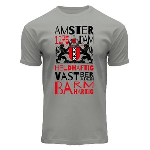 Holland fashion T-Shirt Amsterdam - City Coat of Arms