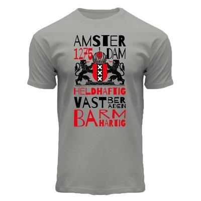 FOX Originals T-Shirt Amsterdam - Stadtwappen