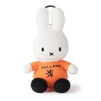 Nijntje (c) Nijntje - Holland Voetbalboy - Sleutelhanger 10 cm