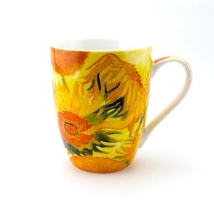 Typisch Hollands Mug - Vincent van Gogh - Sunflowers,