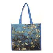 Typisch Hollands Luxe Shopper, Van Gogh Amandelbloesem