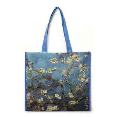 Typisch Hollands Luxury Shopper, Van Gogh Almond Blossom
