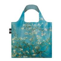 Typisch Hollands Foldable Bag - Folding Bag, Van Gogh, Almond Blossom