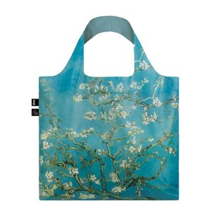Typisch Hollands Foldable Bag - Folding Bag, Van Gogh, Almond Blossom