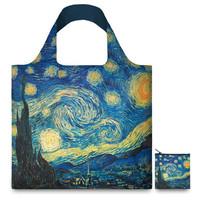 Typisch Hollands Foldable Bag - Folding Bag, Van Gogh, Starry Night