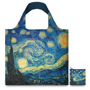 Typisch Hollands Opvouwbare tas - Vouwtas, Van Gogh, Sterrennacht
