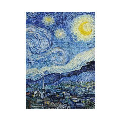 Typisch Hollands Tea towel - Starry Night - Van Gogh