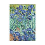 Typisch Hollands Tea towel - Irises - Van Gogh