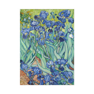 Typisch Hollands Tea towel - Irises - Van Gogh