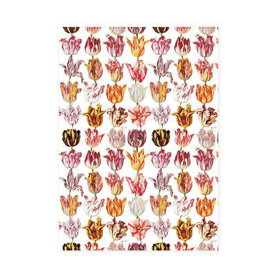 Typisch Hollands Theedoek - Marrel - Tulpen