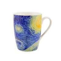Typisch Hollands Becher - Vincent van Gogh - Sternennacht