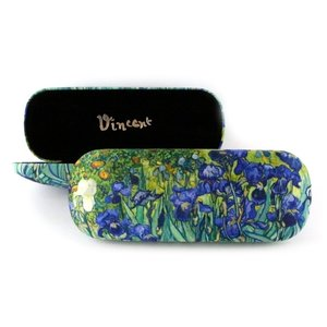 Typisch Hollands Glasses case Vincent van Gogh - Irises