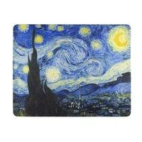 Typisch Hollands Muismat - Sterrennacht - van Gogh
