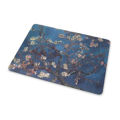 Typisch Hollands Mauspad - Mandelblüte van Gogh
