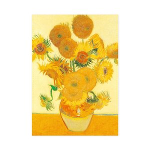 Typisch Hollands Tea towel - Sunflowers - Van Gogh