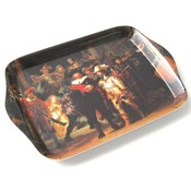 Typisch Hollands Mini tray of the Night Watch