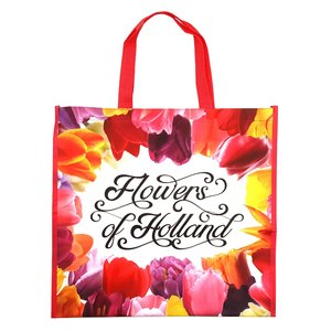 Typisch Hollands Luxury Shopper Flowers of Holland