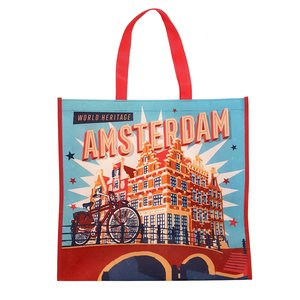 Typisch Hollands Luxury Shopper Vintage Amsterdam -Hertitage