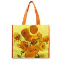 Typisch Hollands Luxus-Shopper, Van Gogh Sonnenblumen