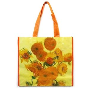Typisch Hollands Luxury Shopper, Van Gogh Sunflowers