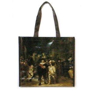 Typisch Hollands Luxe Shopper, de Nachtwacht - Rembrandt
