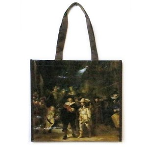 Typisch Hollands Luxury Shopper, the Night Watch - Rembrandt