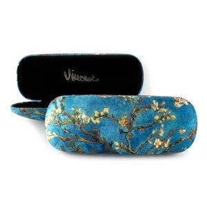 Typisch Hollands Brillenetui Vincent van Gogh - Mandelblüte