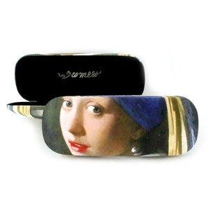 Typisch Hollands Glasses case - the girl with a pearl earring