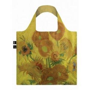 Typisch Hollands Opvouwbare tas - Vouwtas, Van Gogh,Zonnebloemen