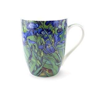 Typisch Hollands Becher - Vincent van Gogh - Iris