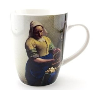 Typisch Hollands Mug - The Milkmaid - Johannes Vermeer