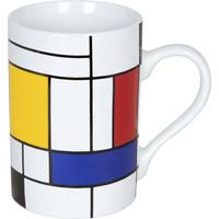 Typisch Hollands Hoge mok - Piet Mondriaan