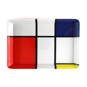Typisch Hollands Small Tray - Piet Mondrian