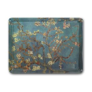 Typisch Hollands Dienblad van Vincent van Gogh - Bloesem .