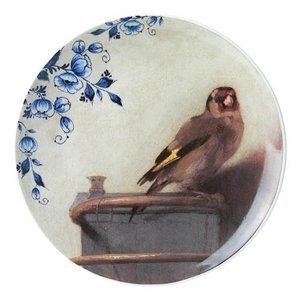 Heinen Delftware Wall plate - Putter - Touch of Delft blue