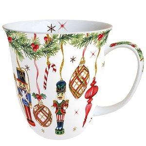 Typisch Hollands Kerst-mok  de Notenkrakers - Classics