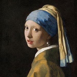 Typisch Hollands Napkins the Girl with a Pearl Earring