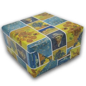 Typisch Hollands Vincent van Gogh gift wrap roll