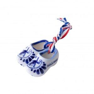 Heinen Delftware Clogs 4cm