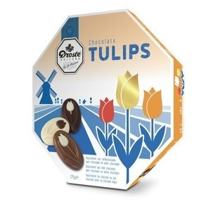Droste Droste Chocolate Tulips - Souvenir Edition