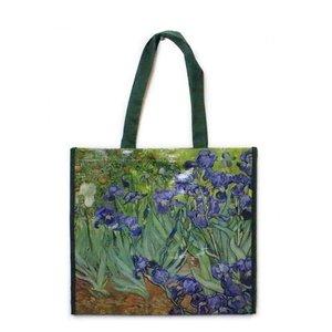Typisch Hollands Luxe Shopper, Vincent van Gogh`s Irissen