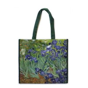 Typisch Hollands Luxury Shopper, Vincent van Gogh`s Irises