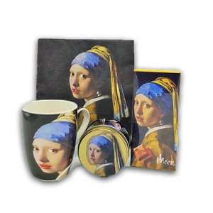 Typisch Hollands Gift package - The Girl with a Pearl Earring