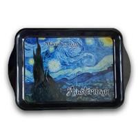 Typisch Hollands Mini Dienblad van Vincent van Gogh - Sterrennacht