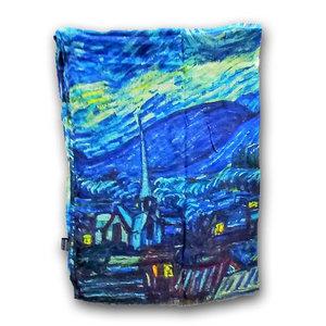 Robin Ruth Fashion Women's scarf - Starry Night Vincent van Gogh