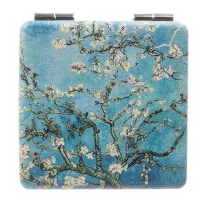 Robin Ruth Fashion Mirror box - Square - Van Gogh- Almond blossom