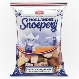 Felko Hollands snoepgoed - Nougat Mix