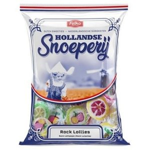 Felko Hollands snoepgoed - Rock Lolly`s