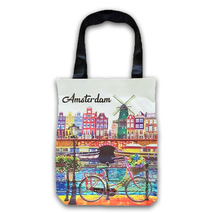 Typisch Hollands Shopping bag, Amsterdam - Spring